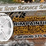 Paint Your Rims from $250