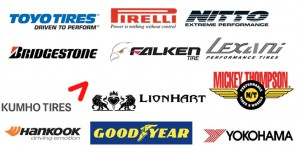 cl tires brand logos small